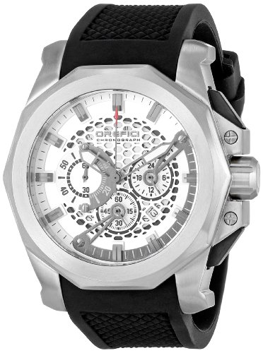 Orefici Unisex ORM2C4802 Gladiatore Strong Bold Powerful Italian Watch