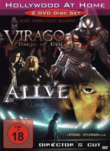 Virago - Reign Of Evil / Alive - 2 DVD