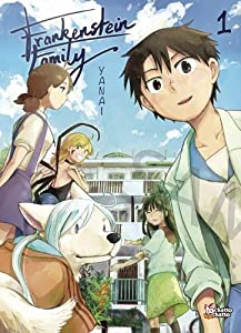 Frankenstein Family Edition simple Tome 1