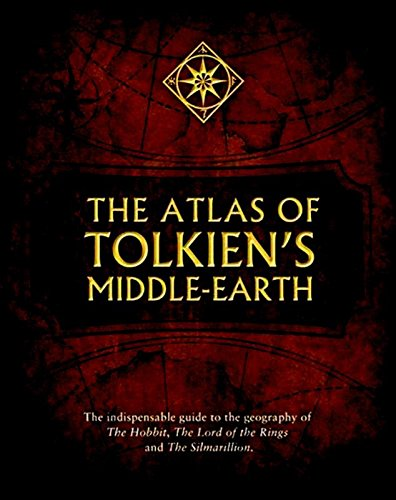The Atlas of Tolkien's Middle-earth par Karen Wynn Fonstad