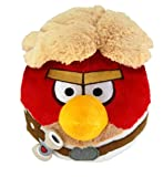 "Angry Birds Star Wars 5"" Plush - Luke Skywalker"