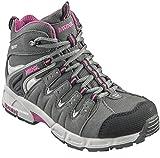 Meindl Kinder Schuhe Snap Junior Mid GTX 2073 33 Grau/Brombeer