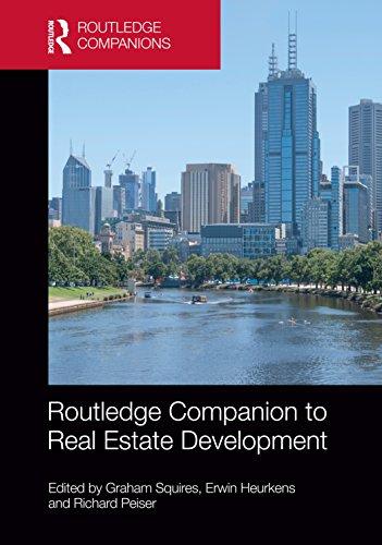 Routledge Companion to Real Estate Development (Routledge Companions) (English Edition)