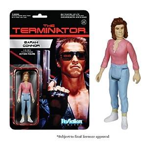 Funko–Terminator Reaction Sarah Connor Figura, 849803038526, 10cm 9