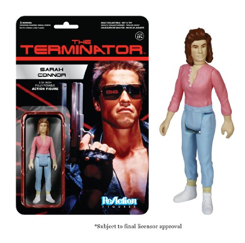 Funko – Terminator Reaction Sarah Connor figura, 849803038526, 10 cm