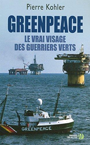 Greenpeace par Pierre KOHLER