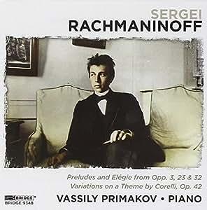 Rachmaninoff: Rachmaninoff Recital