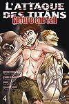 L'Attaque des Titans - Before the Fall Edition simple Tome 4