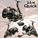 DAM Quick SLS 570FD–frontdrag Karpfen und feederreel von Talsperre