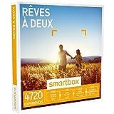 SMARTBOX - Coffret Cadeau - RÊVES À DEUX - 4720 expériences : séjour, séance bien-être, gastronomie ou aventure