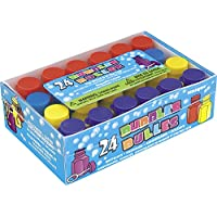 Unique Party 95233 - Mini Party Bubbles Party Bag Fillers, Pack of 24