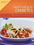 Quick Cooking for Diabetes by Louise Blair (2011-05-01)