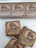 Saponetta Miele e Pappa Reale 125G con estratti naturali - sapone vegetale toscano