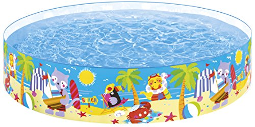 INTEX 58457 – Piscina Rígida Playa, 244 x 46 cm