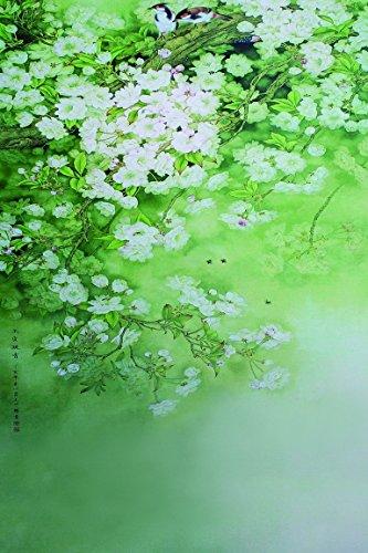Birnbaum Blume (A.Monamour Weiß Birnbaum Blume Vogel Natur Landschaft Studio Fotohintergründe Vinyl 5x7ft Wandtuch)