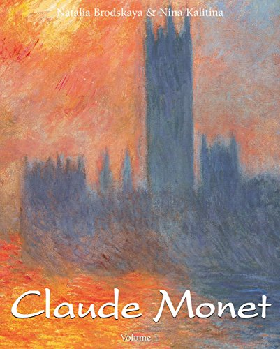 Claude Monet: Vol 1 (Prestige) (English Edition)