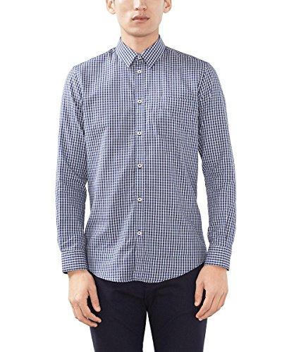 ESPRIT Collection Herren Businesshemd 106eo2f020 Blau (blue 430)