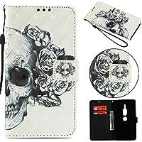 Everainy Sony Xperia XZ2 Premium Hülle Silikon PU Leder Flip Wallet Case Gummi Schutzhülle Kartenfach Magnet für... preisvergleich bei billige-tabletten.eu