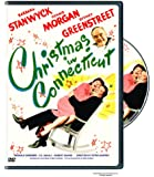 Christmas in Connecticut [DVD] [1945] [Region 1] [US Import] [NTSC]