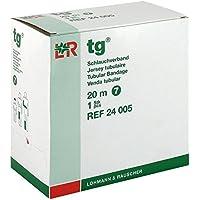 TG Schlauchverband Gr.7 20 m weiß 24005 1 St Verband preisvergleich bei billige-tabletten.eu