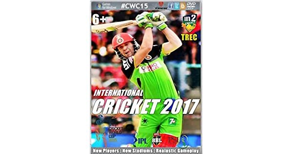 Buy Cricket 2017 Game For Windows Online At Low Prices In
