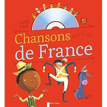 Chansons de France pour les petits (1CD audio)