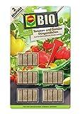 COMPO BIO Tomaten- und Gemüse Düngestäbchen und 2 Monate Langzeitwirkung, 20 Stück -