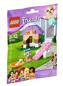 Lego Friends – 41025 – Le Chiot & sa Niche (Import Royaume-Uni)