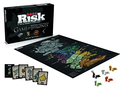 Risk Game Of Thrones - Version Française - Edition Collector