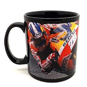 Pilotes Moto GP Pedrosa Lorenzo Dovizioso Mug marchandise officielle 2016