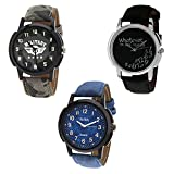 Relish Casual Analog Wrist Watch Combo -...