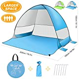 Best Beach Umbrella For Winds - Pop up Tent, SLB Large Pop up Beach Review