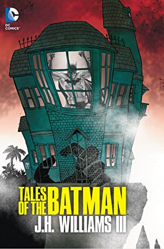 Tales of the Batman: J.H. Williams III HC por J.H Wiiliams III