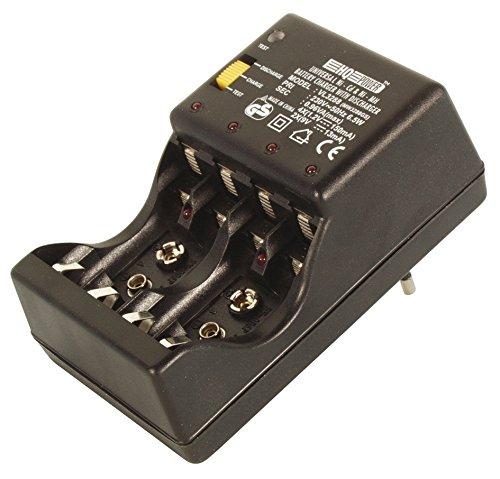 Velleman 59855 Chargeur de Piles pour NiMH/NiCd
