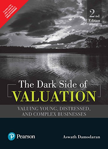 Dark Side Of Valuation 2Nd Edition