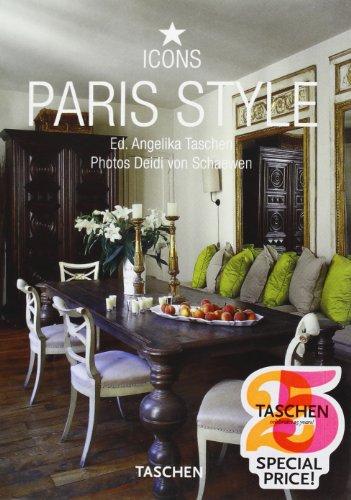 Paris style. Ediz. italiana, spagnola e portoghese (Icons 25) por Angelika Taschen