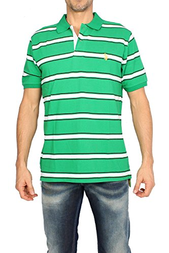 us-polo-assn-polo-pour-hommes-vert-xl-taille-us-l