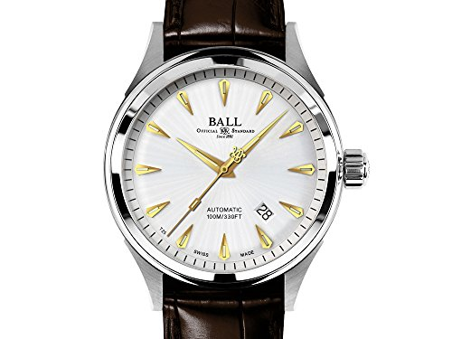 Mens Ball Fireman Racer Classic Automatic Watch NM2288C-LJ-SL