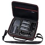 Smatree D500 Tragetasche für DJI Mavic Pro, passend für 3 Flugbatterien, DJI Mavic Pro Drone, Fernbedienung und Ladegerät
