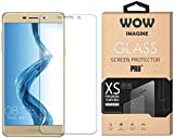 WOW Imagine™ Pro HD+ 9H Hardness 2.5D 0.3mm Toughened Tempered Glass Screen Protector for Coolpad Mega 2.5D (Clear - A+ Glass - 99.9% Touch Accurate)