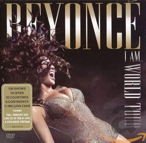 I AM...World Tour (CD+DVD)