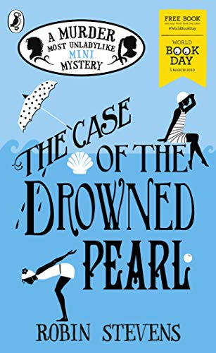 Best Mystery Books 2020.The Case Of The Drowned Pearl A Murder Most Unladylike Mini