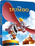 Dumbo UK Blu-Ray Steelbook Edition Limited to 4,000 Copies Regions B,C