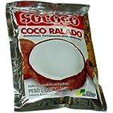 Cocco grattugiato zuccherato, confezione da 100g. - Coco Ralado Adoçado COCO DO VALE 100g