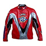 Mv agusta motor racing red jacket by GIE (L)