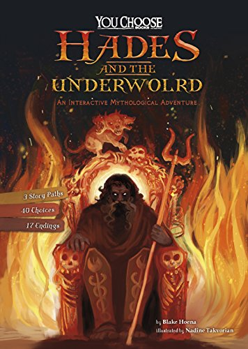 Hades and the underworld : an interactive mythological adventure