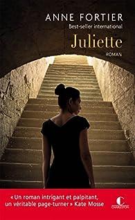 Juliette par Anne Fortier