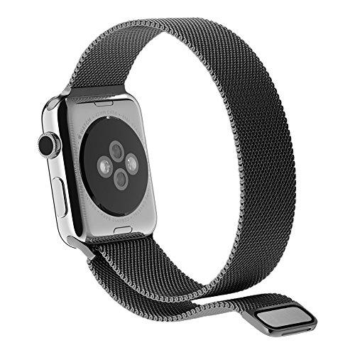 Correa de Acero Inoxidable Milanese Loop para Apple Watch