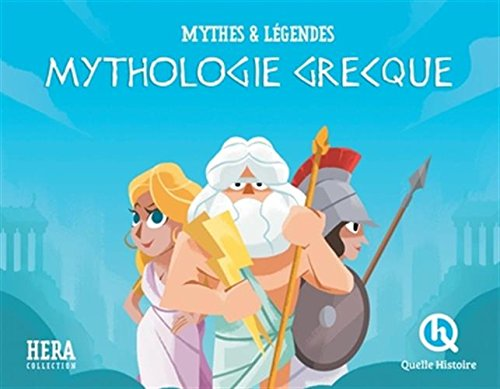 Mythologie Grecque (Quelle Histoire Mythes & Légendes) por Clémentine V. Baron