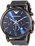 Emporio Armani Men's Watch AR1979 - Black
